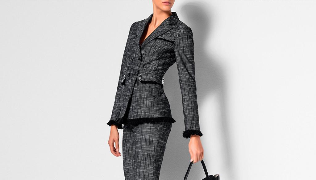 eee5e3e61b34281 Женская деловая одежда для офиса